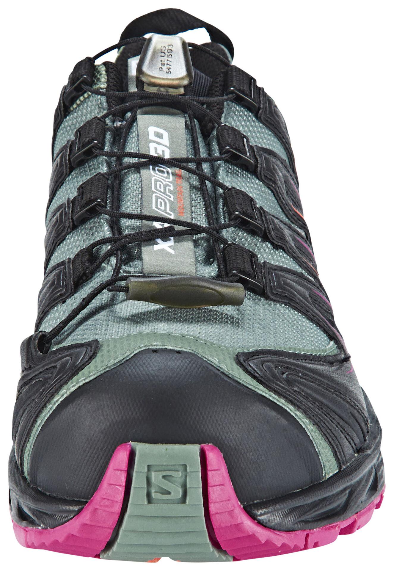 Salomon XA Pro 3D GTX Buty do biegania zielonyczarny